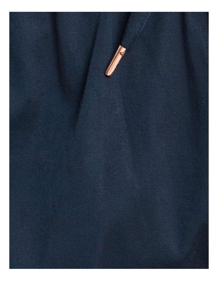 Casual 3/4 Joggers Navy image 6