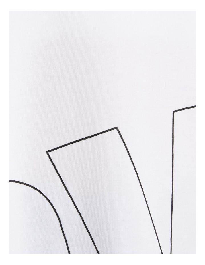 Palmetto Logo Print Tank White image 5