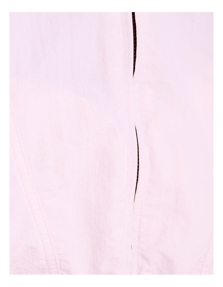 Palmetto Hooded Bomber Pink image 6