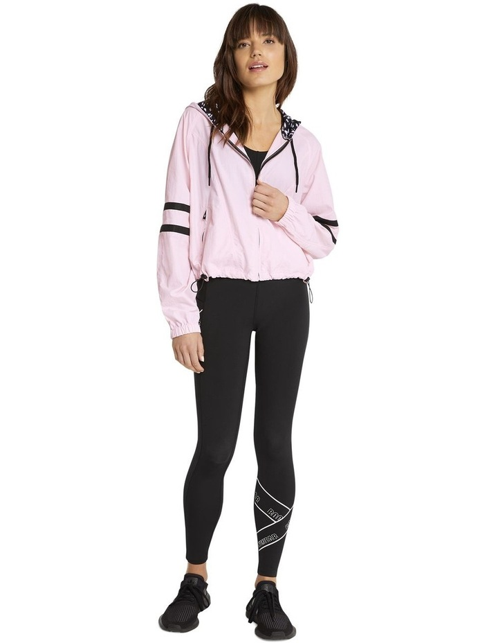 Palmetto Hooded Bomber Pink image 7