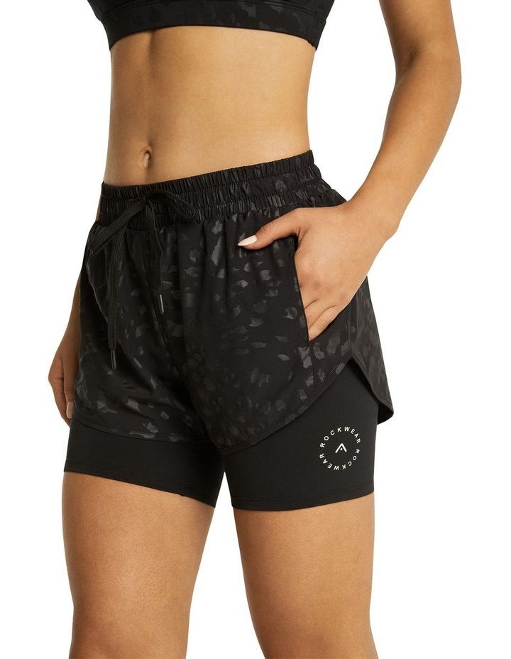 Dreamer Run Shorts Black image 1