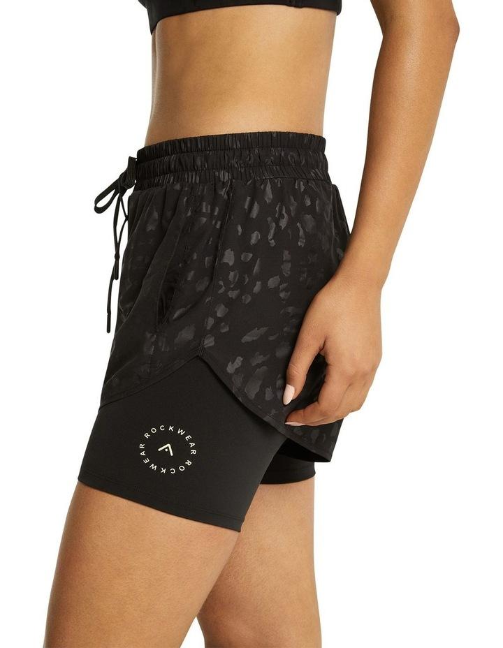 Dreamer Run Shorts Black image 2