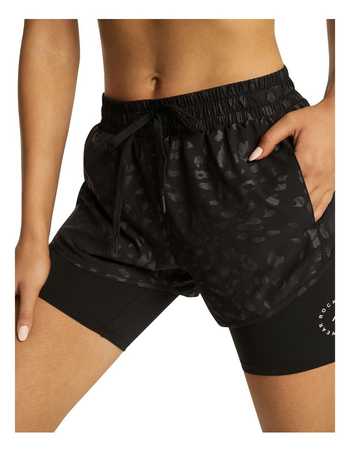 Dreamer Run Shorts Black image 4
