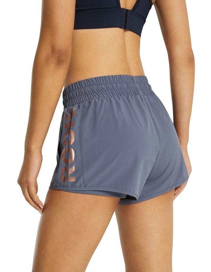 Logo Pocket Boxing Shorts Slate Blue image 3