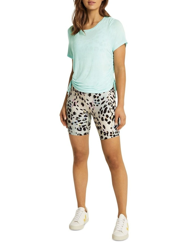 Dreamer Ruched Side Tee Mint image 5