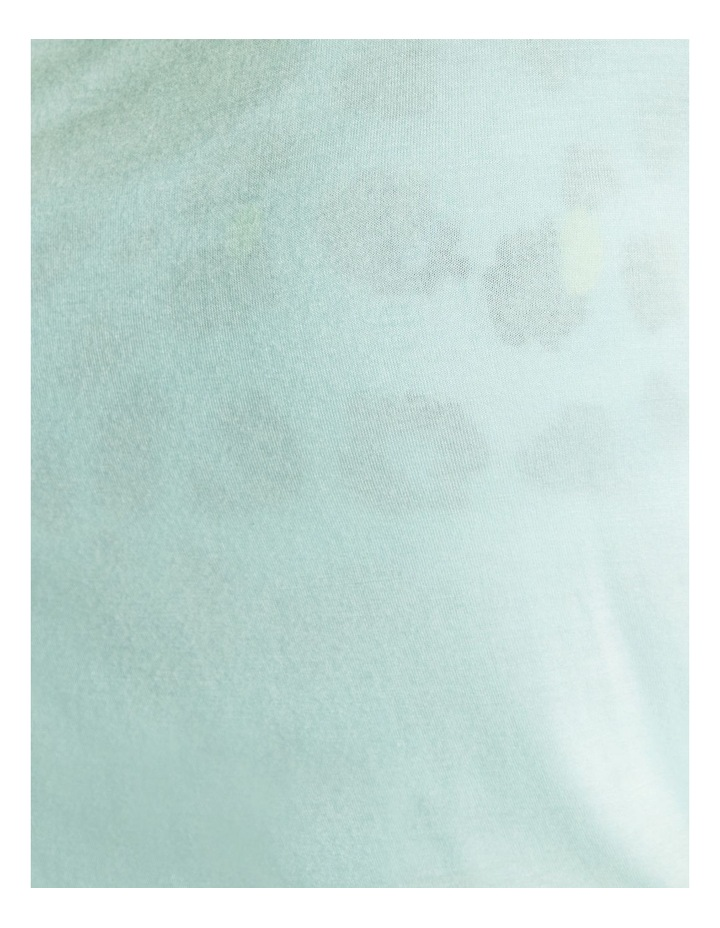 Dreamer Ruched Side Tee Mint image 6