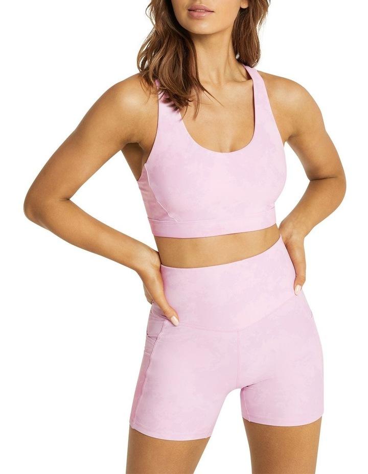 Dreamer Low Impact Sports Bra Pink image 1