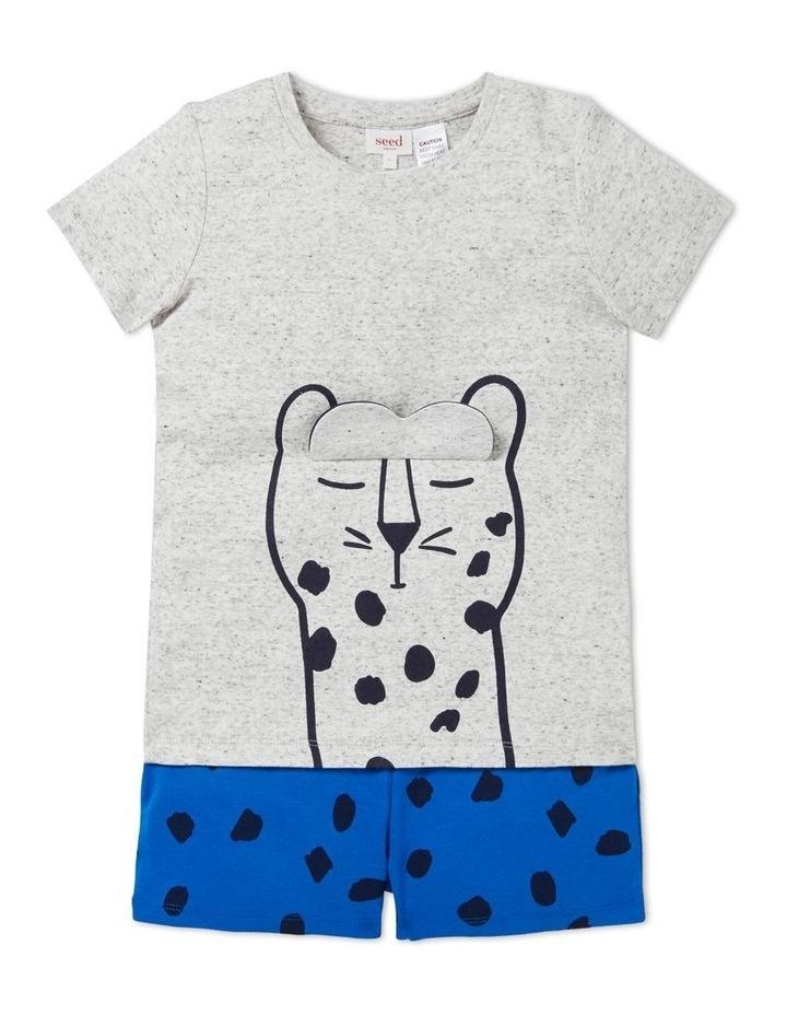 Novelty Leopard Pyjama image 2