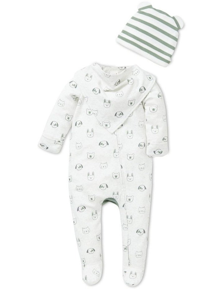 Animal Zip Suit   (Available In Size 00000) image 2