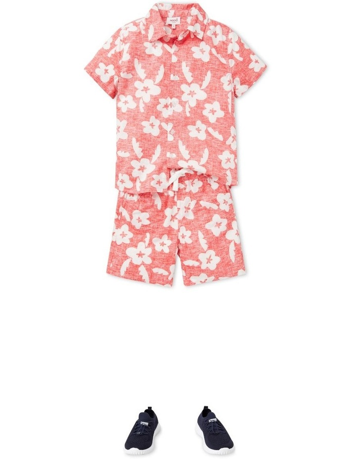 Retro Floral Shirt image 2