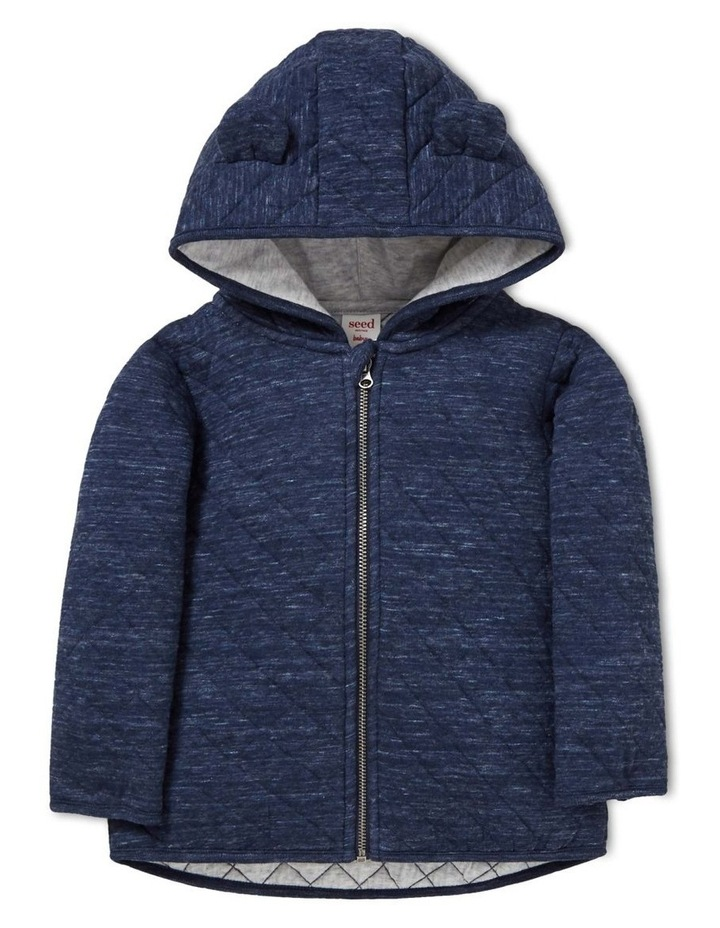 Double Knit Hoodie image 1
