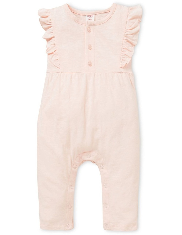 Slouchy Frill Jumpsuit image 1