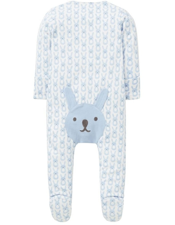 Bunny Bum Zipsuit (Available In Size 00000) image 2