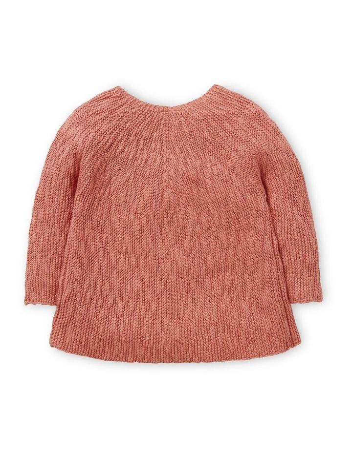 Slub Knitted Cardigan image 2