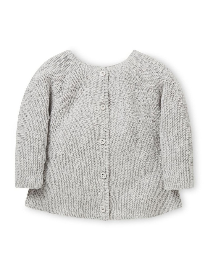 Slub Knitted Cardigan image 1
