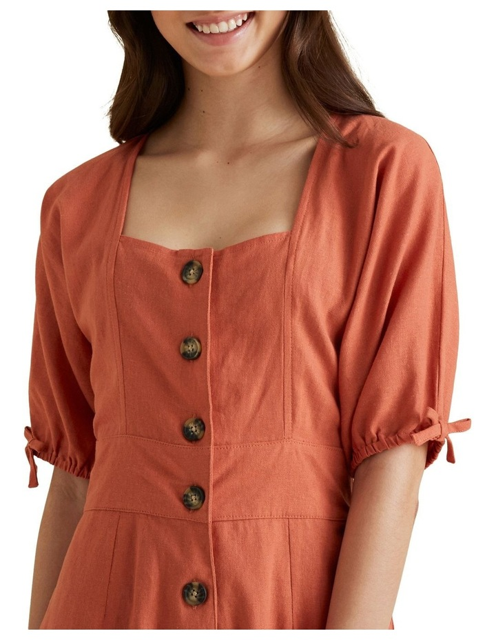 Button Front Playsuit image 3