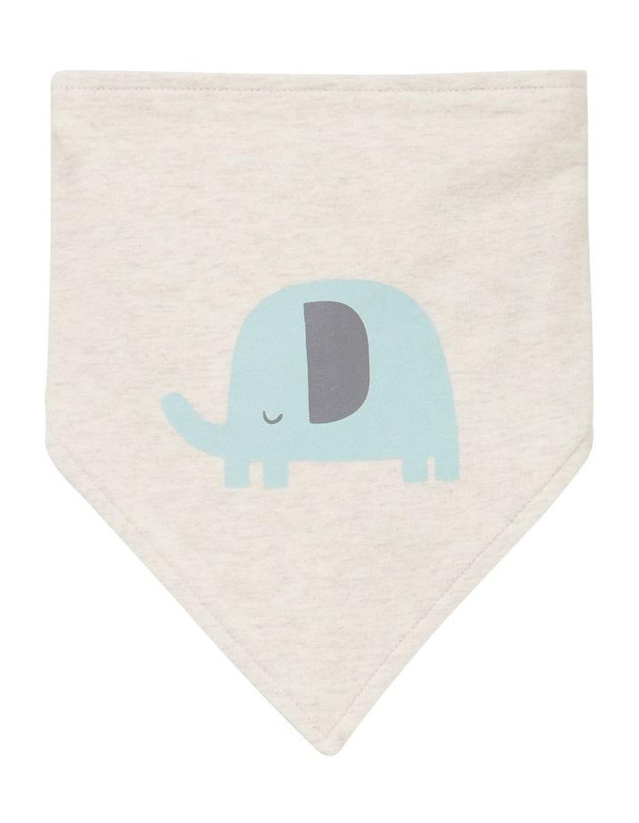 Elephant Bandana Bib image 1
