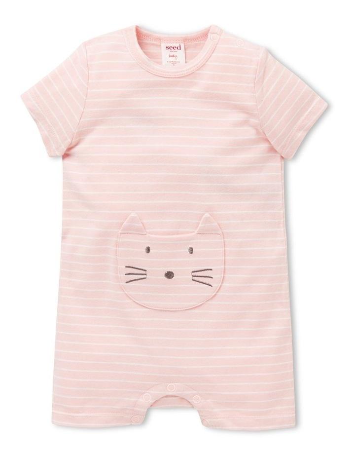 Cat Pocket Jumpsuit image 1