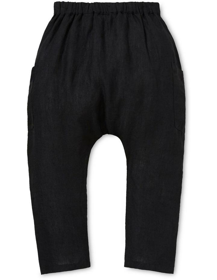 Linen Harem Pants image 1