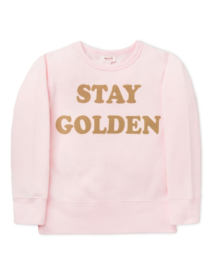 Stay Golden Windcheater image 1