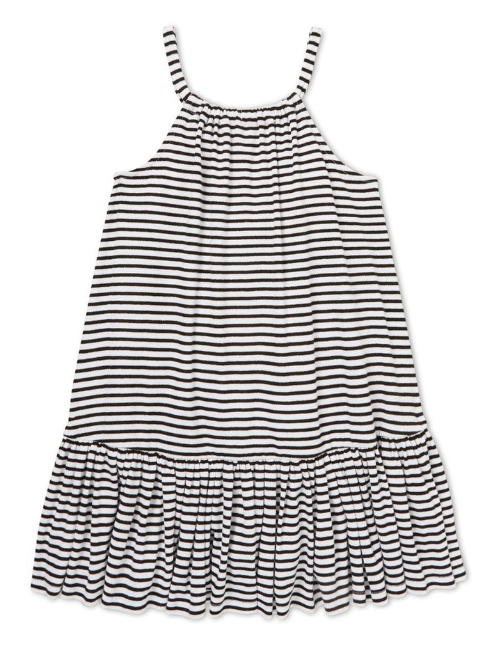 Metallic Stripe Dress image 1