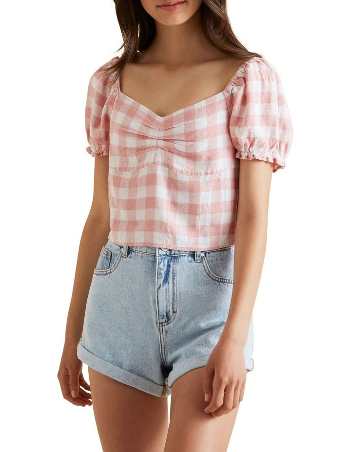 Gingham Top image 1