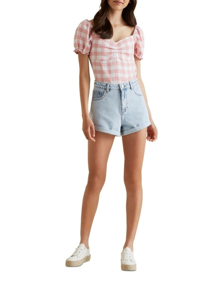 Gingham Top image 2