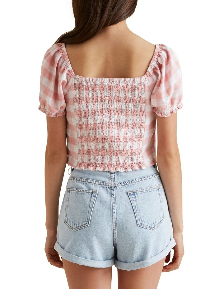 Gingham Top image 3