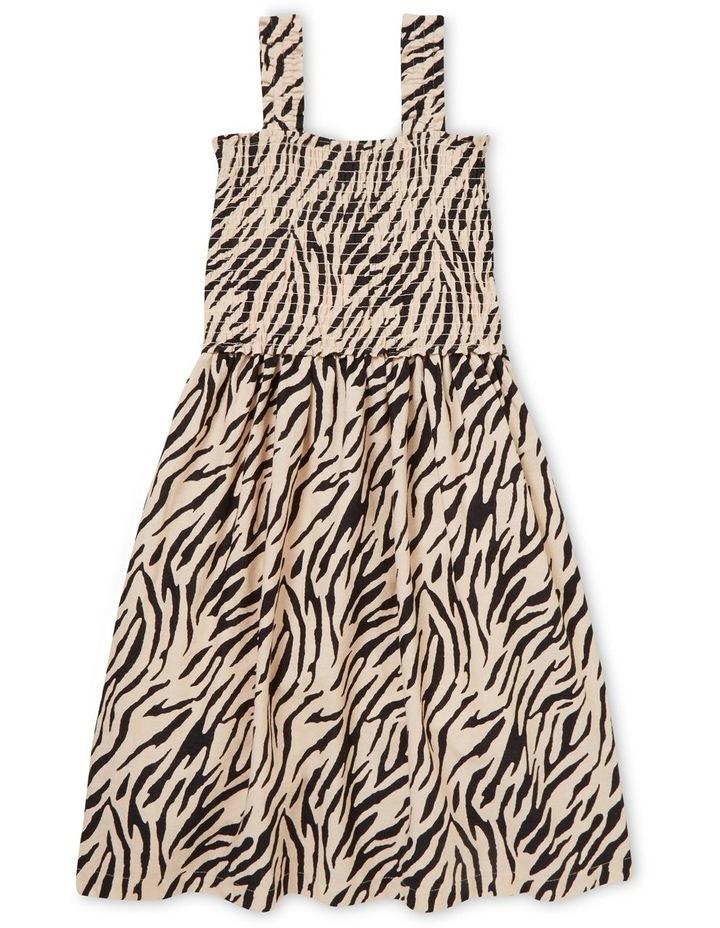 Zebra Dress image 1