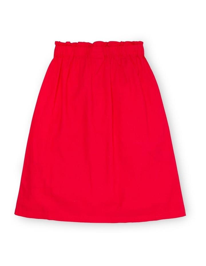 Button Midi Skirt image 2