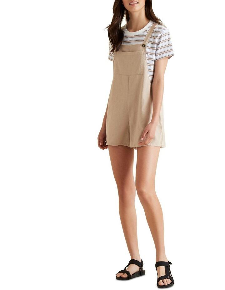 Linen Blend Shortall image 2