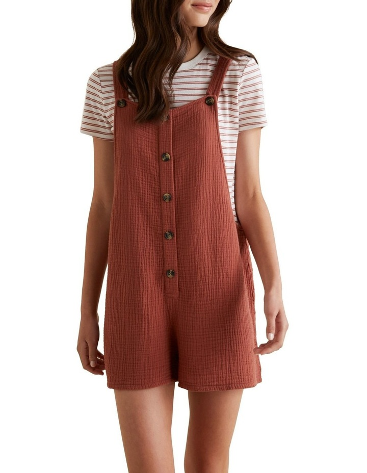 Cheesecloth Romper image 1