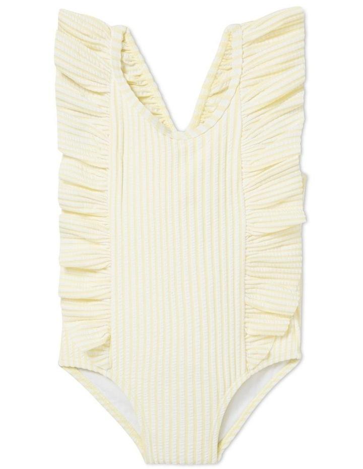 Stripe Seersucker Bather image 1