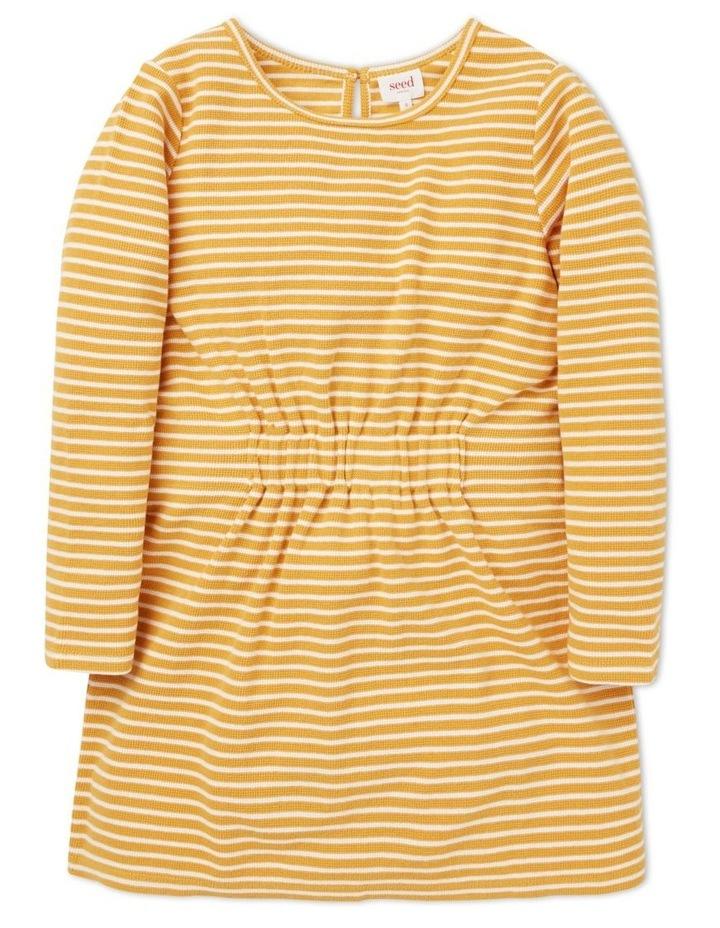 Waffle Jersey Dress image 1