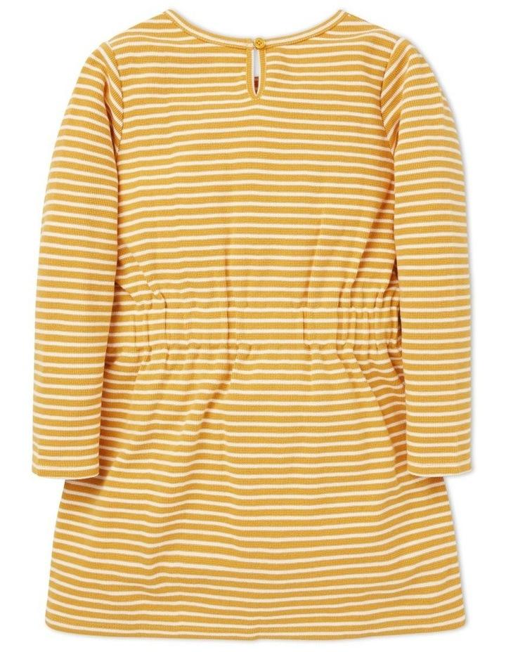 Waffle Jersey Dress image 2