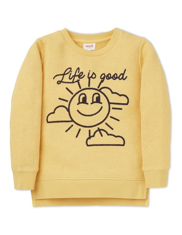 Life Is Good Windcheater image 1