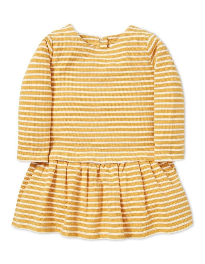 Waffle Stripe Dress image 1