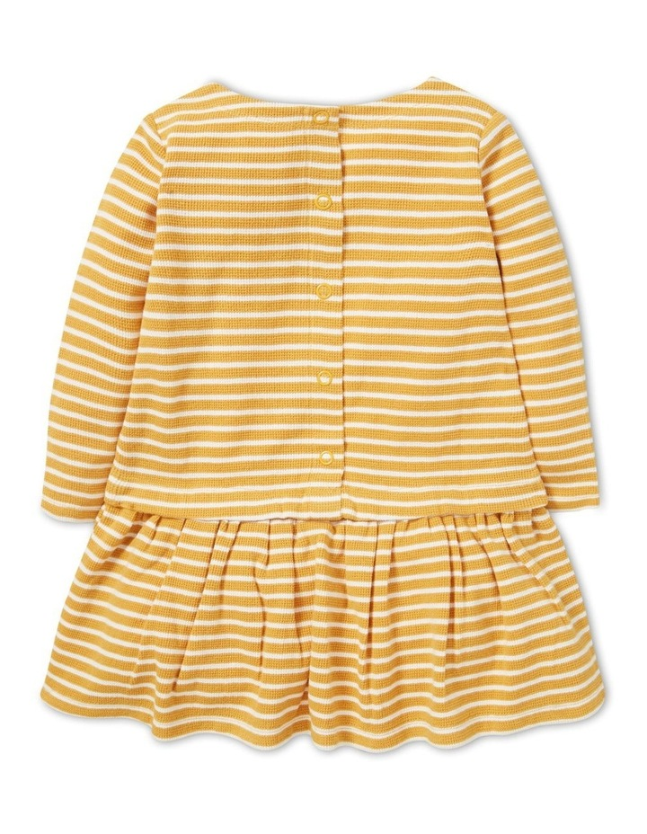 Waffle Stripe Dress image 2