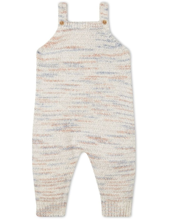 Space Dye Knitted Overall image 1