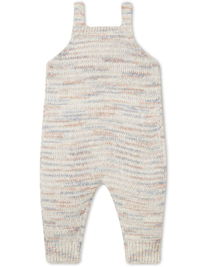 Space Dye Knitted Overall image 2