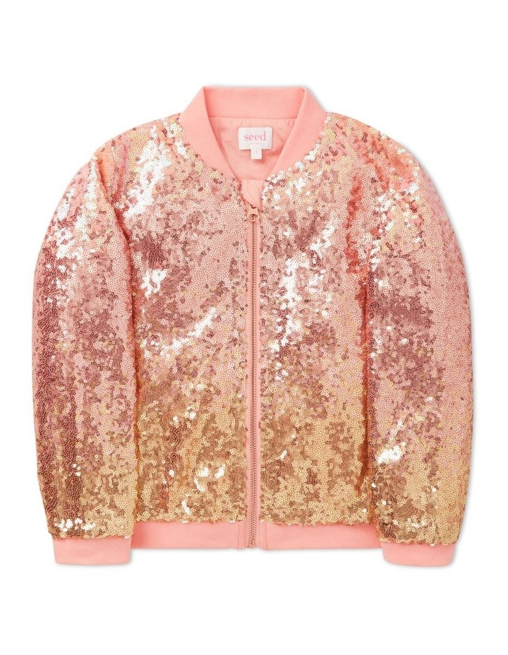 Ombre Sequin Jacket image 1