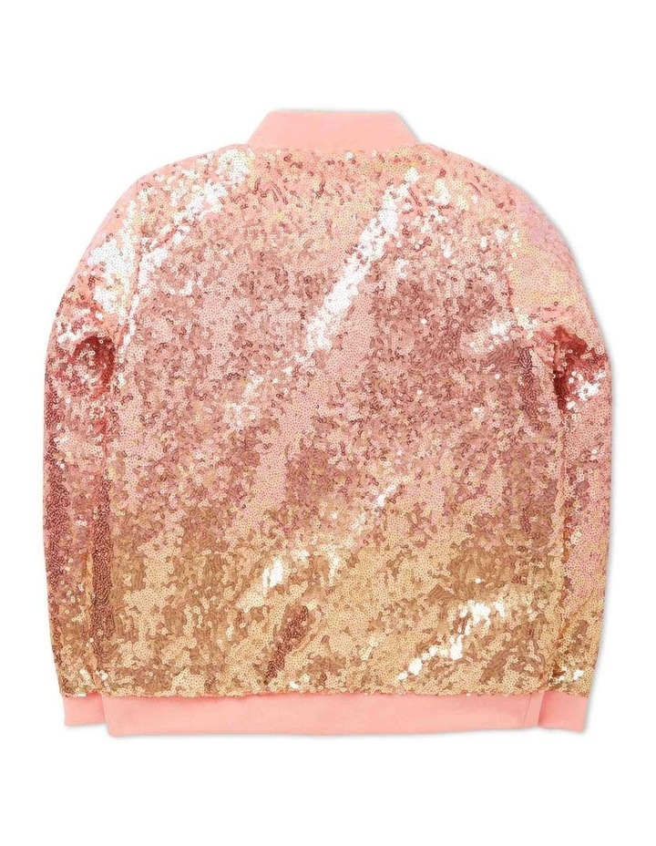 Ombre Sequin Jacket image 2