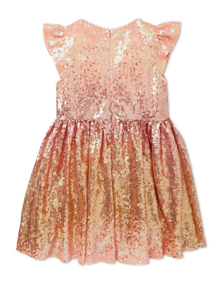 Ombre Sequin Dress image 2