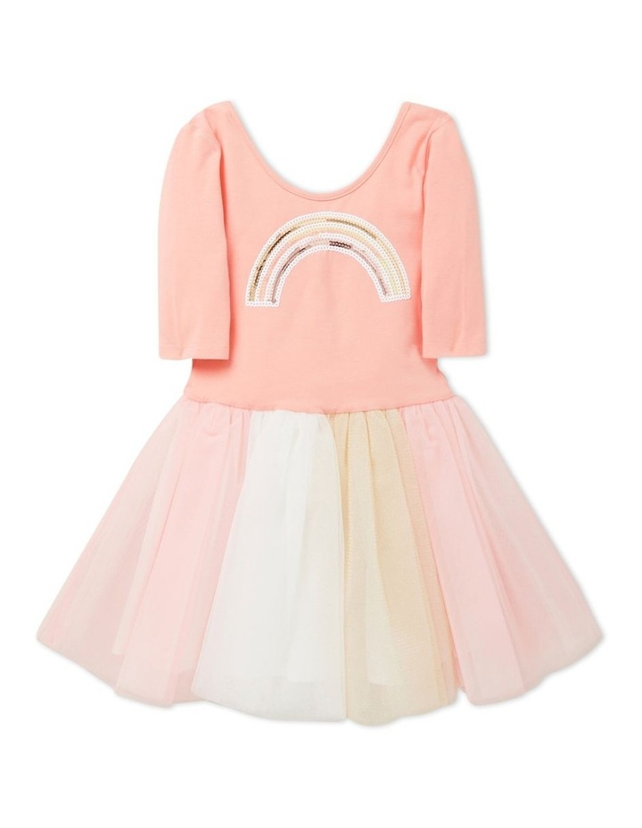 Rainbow Tutu Dress image 1