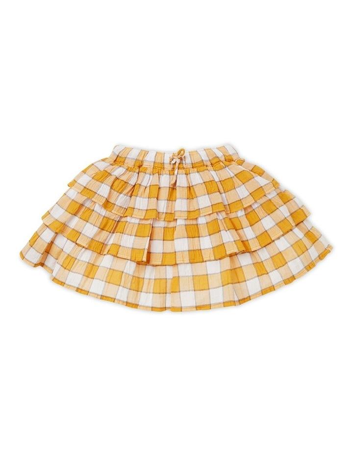 Gingham Rara Skirt image 1