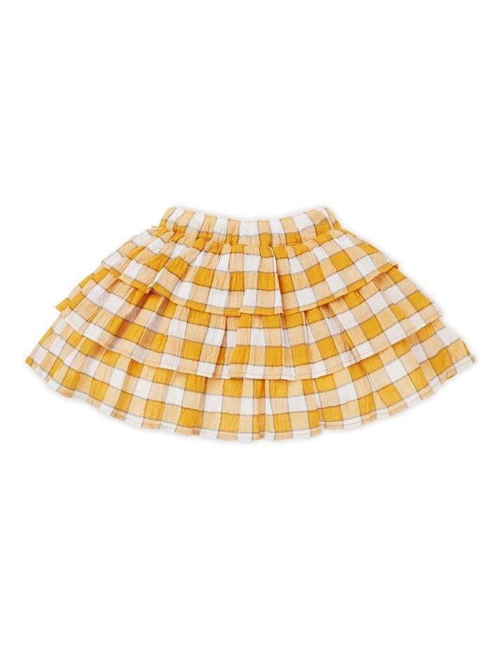 Gingham Rara Skirt image 2