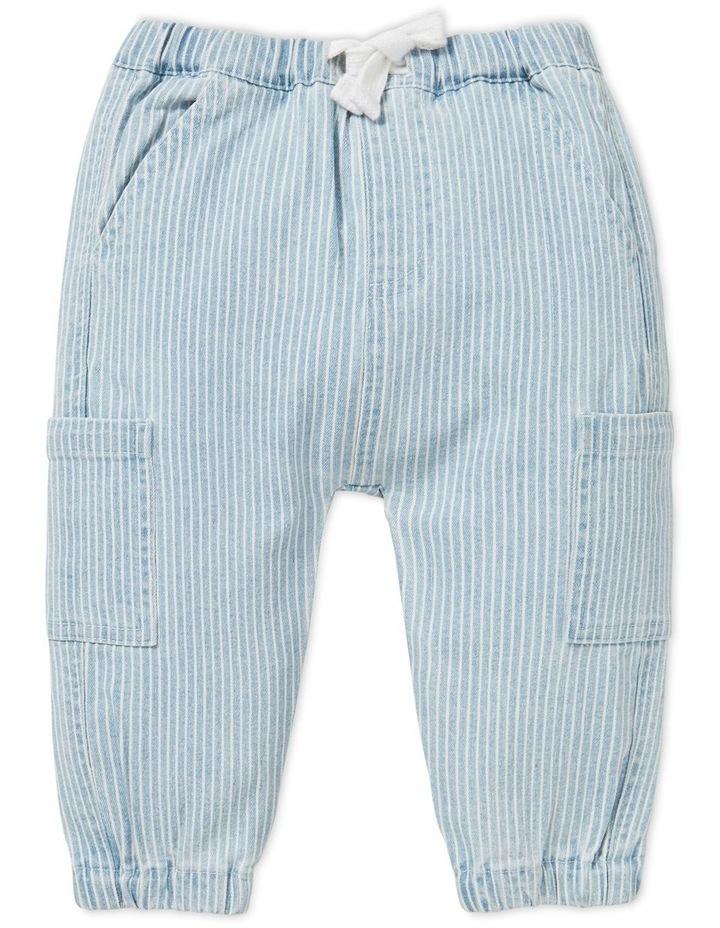 Stripe Pocket Pant image 1