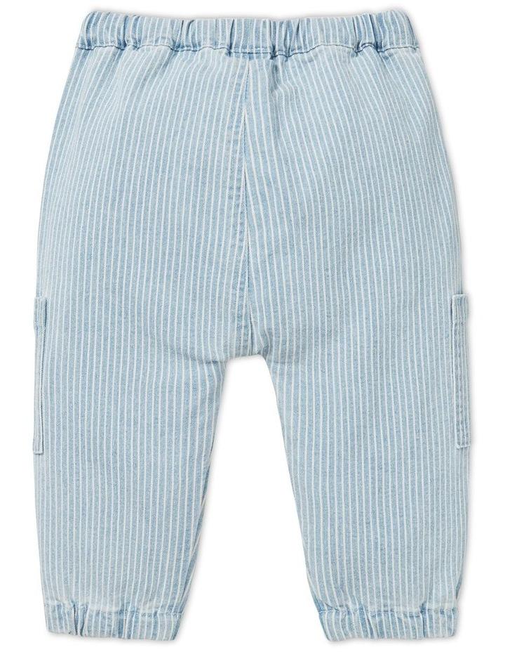 Stripe Pocket Pant image 2