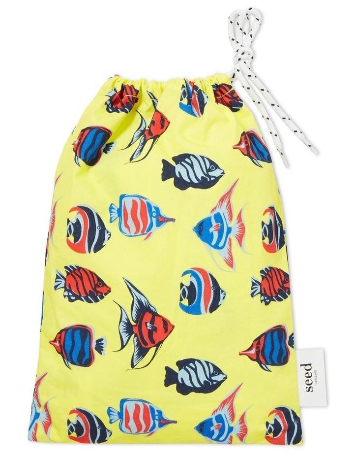 Mens Mini Me Fish Boardshort image 5