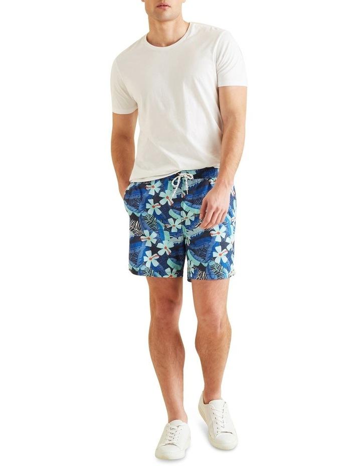 Mens Mini Me Tropical Boardshort image 2